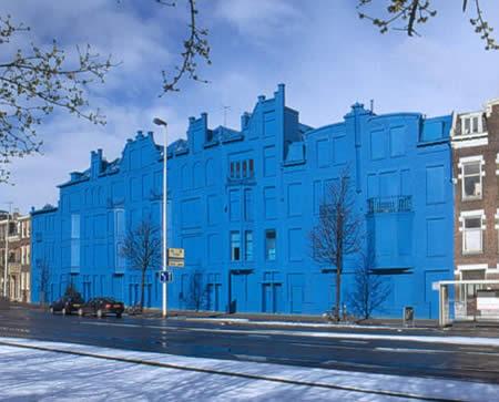 Голубое здание (Голландия)