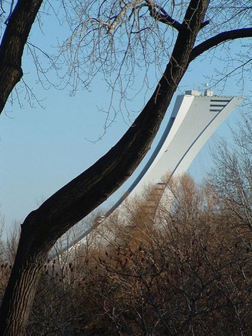 Стадион в Монреале
