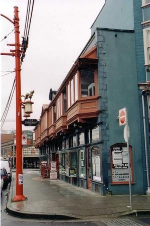 Здание Sam Kee (Канада)