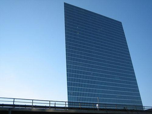 Башня Джона Хенкока в Бостоне